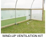 14ft (4.2m) x 30ft (9.1m) - Classic Polytunnel