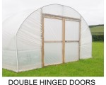 16ft (4.9m) x 40ft (12.2m) - TuffTunnel Polytunnel