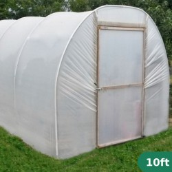 10ft Wide Polytunnel