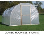 10ft (3m) x 10ft (3m) - Classic Polytunnel
