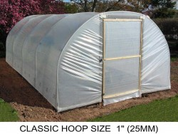 12ft (3.6m) x 20ft (6.1m) - Classic Polytunnel